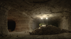 These Mines Hiding Deep Below Ohio Are A Whole Other World