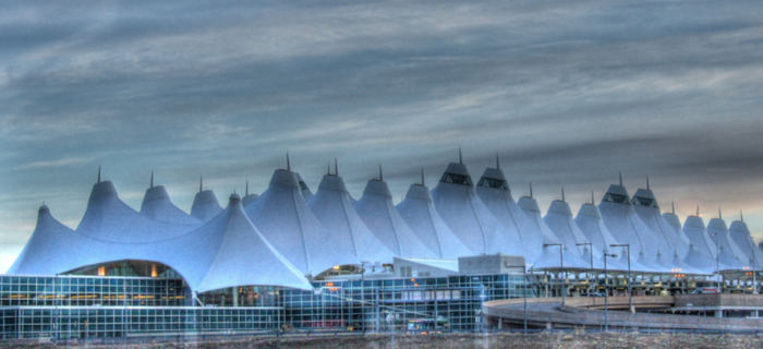 DIA Is Currently Devising A Plan That Would Allow Visitors And Residents Of  The Rocky Mountain State To Catch A Glimpse Of More Than The Mountains When  They ...