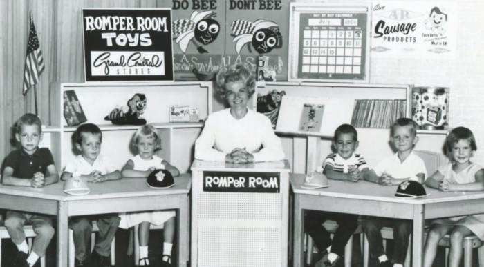 If You Grew Up In Utah In The 1970s You\'ll Remember Romper Room