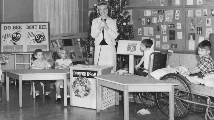If You Grew Up In Utah In The 1970s Youll Remember Romper Room