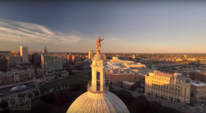 Someone Flew A Drone High Above Rhode Island And Captured The Most Breathtaking Footage
