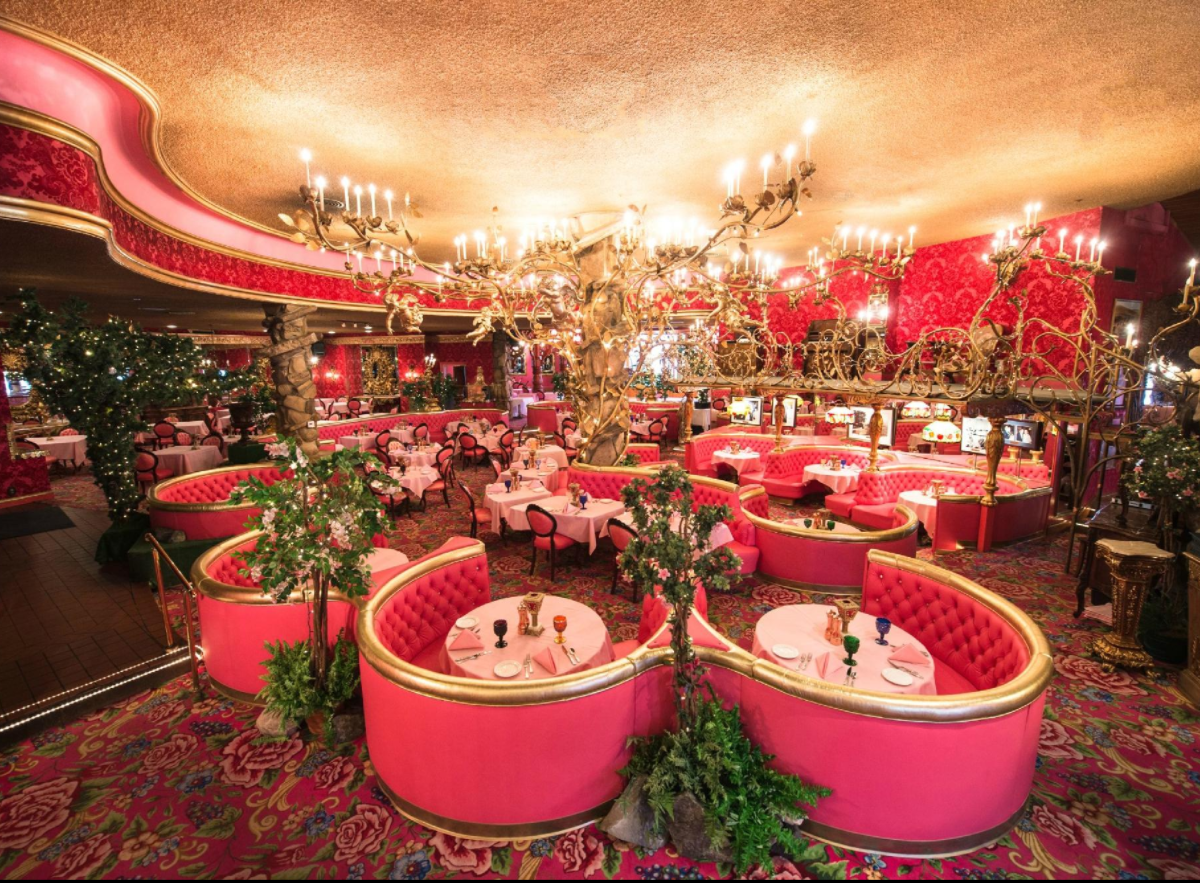 Alex Madonna S Gold Rush Steak House Is The Most Eccentric