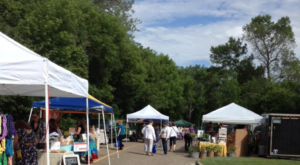 You Could Easily Spend All Weekend At This Huge North Dakota Farmers Market