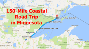 This 150-Mile Drive Is the Best Way to See Minnesota's Stunning Coast
