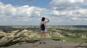 This One Easy Hike In North Dakota That Will Lead You Someplace Unforgettable