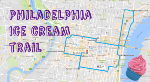This Mouthwatering Ice Cream Trail In Philadelphia Is All You've Ever Dreamed Of And More