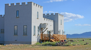 You'll Never Want To Leave This Nevada Castle Bed & Breakfast