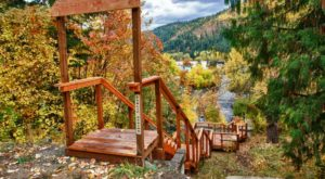 There's A Stairway To Heaven Hiding In Idaho And It's Absolutely Breathtaking