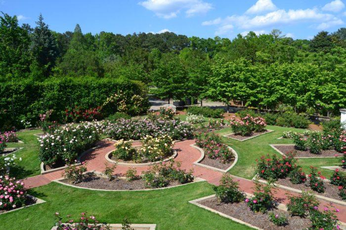 Birmingham Botanical Gardens Is The Best Free Attraction In Alabama