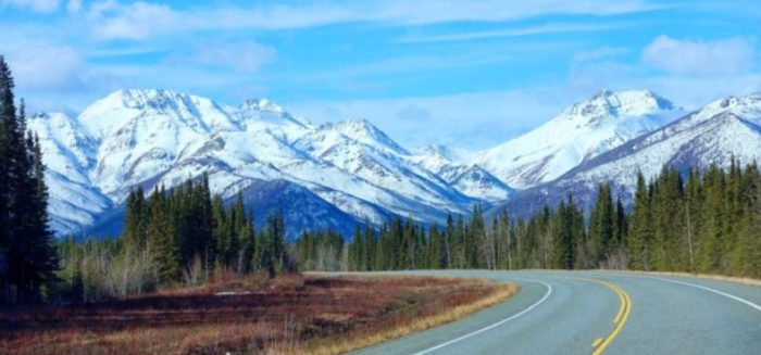 These 12 Stunning Photos May Just Inspire You To Take A Northern Road Trip Through Alaska