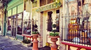 You Can Find Amazing Antiques At These 7 Places In New Orleans