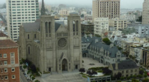 The Unique Church In San Francisco That's Unlike Any Other In The City