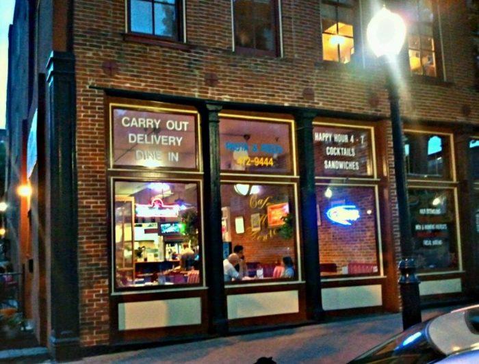 Restaurants In Kansas City River Market Area