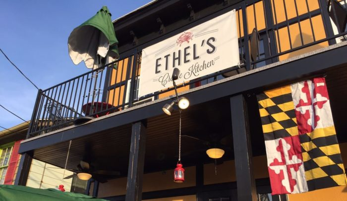 Ethel S Creole Kitchen Baltimore Md