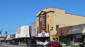 The One Alabama Town Everyone Must Visit This Fall