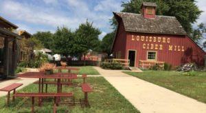 This Charming Cider Mill In Kansas Will Have You Longing For Fall
