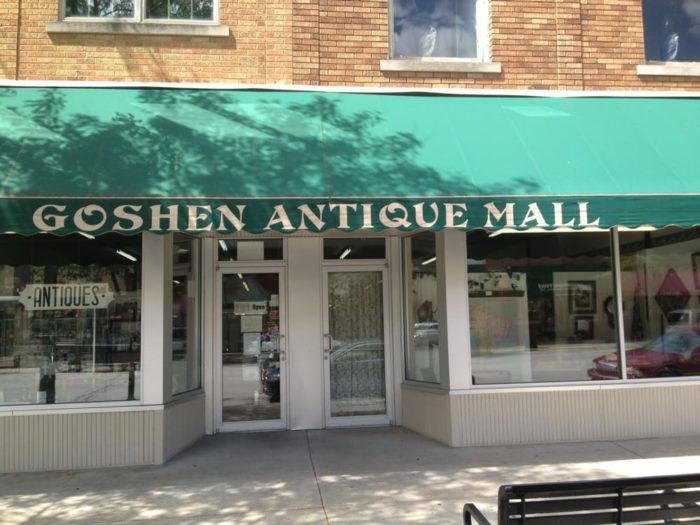Fort Wayne Mall >> The Best Antique Road Trip Through Northern Indiana