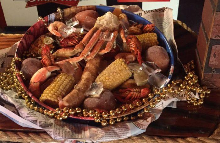 Cajun S Seafood Restaurant Sheffield Al