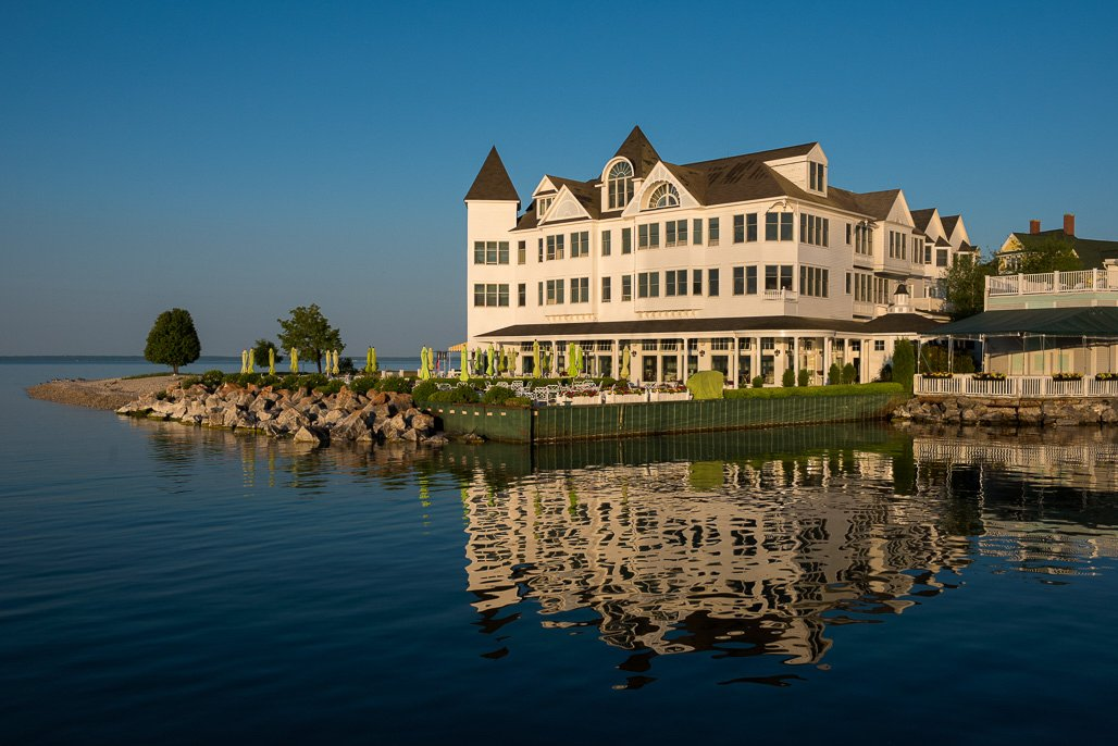 These might just be the 11 most charming hotels in michigan for Charming hotels