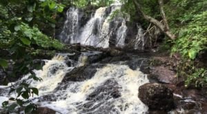 9 Magnificent Waterfalls In Michigan That You've Probably Never Even Heard Of