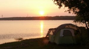 Three Of America's Most Beautiful Campsites Are Right Here In Texas