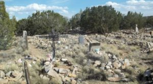 These 5 Haunted Cemeteries In New Mexico Are Not For the Faint of Heart