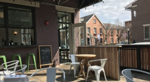 You'll Never Want To Leave Cincinnati's Most Charming Hidden Patio