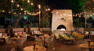You'll Find The Most Magical Outdoor Patio EVER At This Magnificent Southern California Restaurant