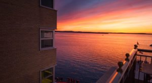 You'll Never Want to Check Out of This Wisconsin Hotel With Stunning Views