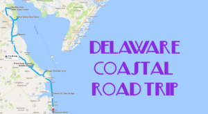 This 101-Mile Drive Is the Best Way to See Delaware's Stunning Coast