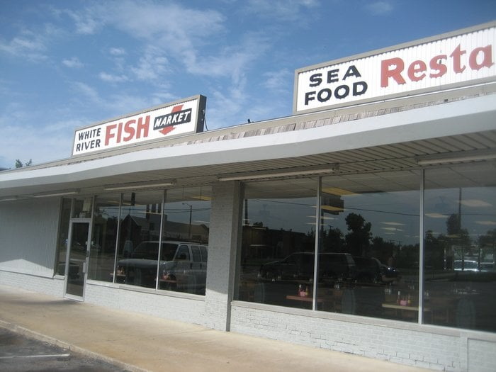 White river fish market in oklahoma is a local legend and for White river fish market menu