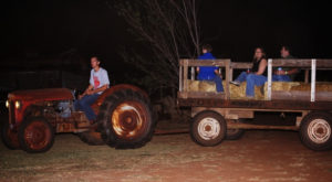 3 Haunted Hayrides In Oklahoma That Will Scare You In The Best Way Possible