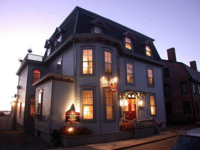 Haunted House Rhode Island