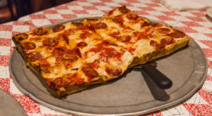 Detroit Was Just Named The Best City For Pizza Lovers In America And We Couldn't Agree More