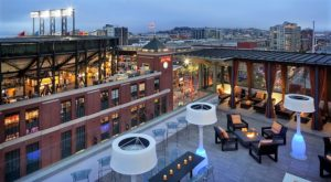 You May Never Want To Leave San Francisco's Newest Rooftop Restaurant