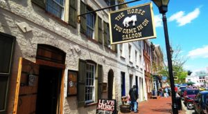 The Oldest Restaurant In Baltimore Has A Truly Incredible History