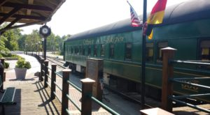 This Wine-Themed Train Near Indianapolis Will Give You The Ride Of A Lifetime