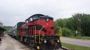 This Epic Train Ride In Indianapolis Will Give You An Unforgettable Experience