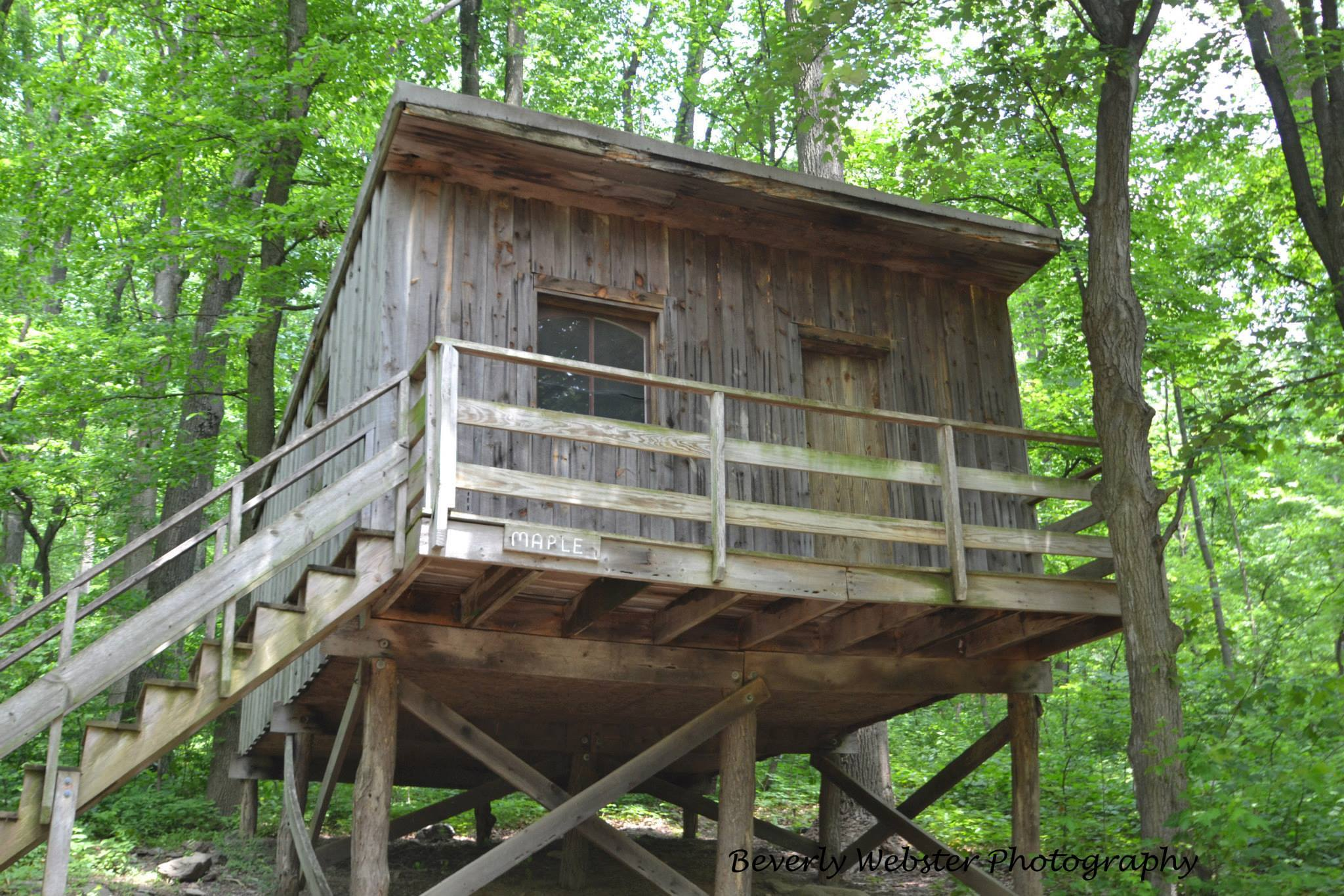 Treehouse Rentals Indiana Part - 24: Only In Your State