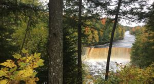 9 Colorful Camping Destinations In Michigan That Are Perfect For An Autumn Weekend