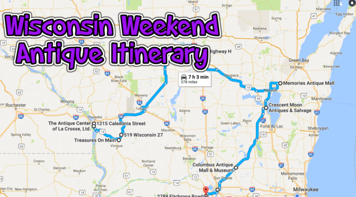 Antique Road Trip 12 Antique Shops To Visit In Wisconsin