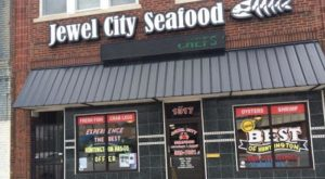 This Humble Cafe Has The Best Seafood In All Of West Virginia