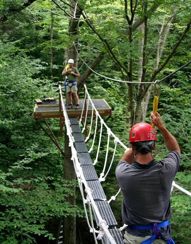 Aerial adventures in lincoln is the best place to zipline in new it includes 6 ziplines that will have you 80 feet above the ground flying through the trees youll reach up to 45 mph on this course solutioingenieria Images