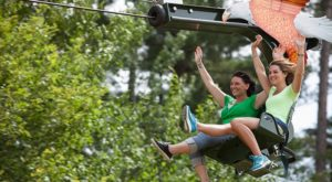 This Incredible Zip Line Just Opened In Rhode Island And You Have To Try It