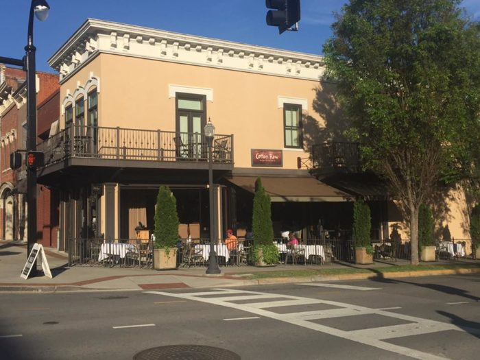 Cotton Row Restaurant Is A Fine Dining Elishment That S Located In Historic Downtown Huntsville It One Of Alabama Finest Restaurants