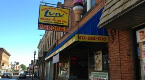The Homey Kitchen In Pittsburgh That Serves Pierogies To Die For
