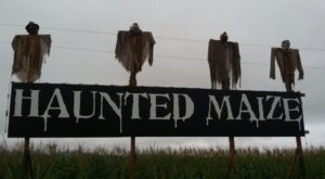A Visit To One Of These 7 Haunted Oregon Corn Mazes Is Not For The Faint Of Heart