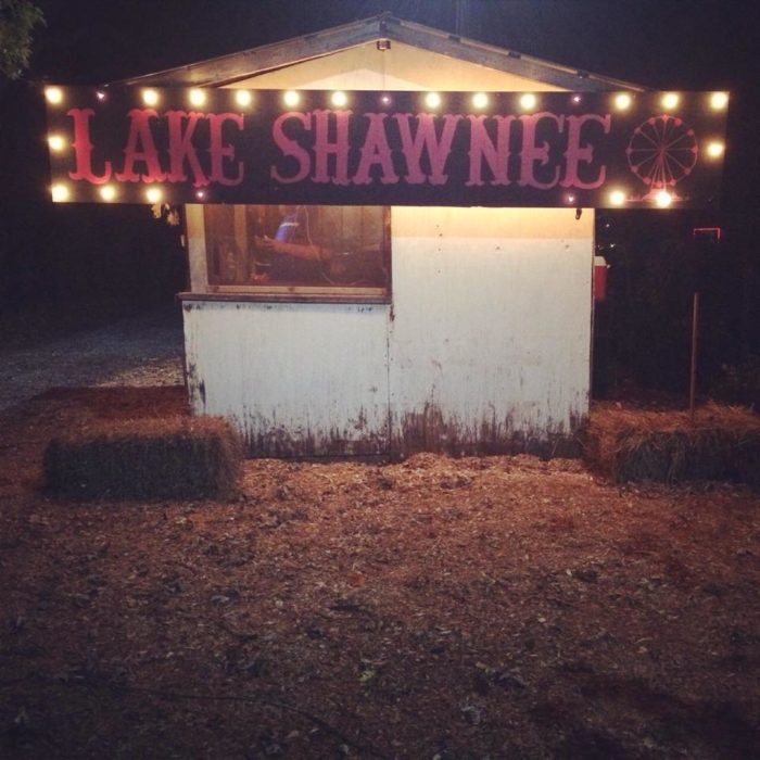 Lake Shawnee's Dark Carnival May Be The Most Terrifying