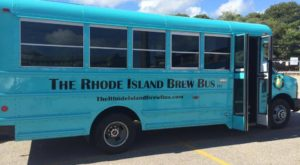 Take An Epic Ride on Rhode Island's Brew Bus