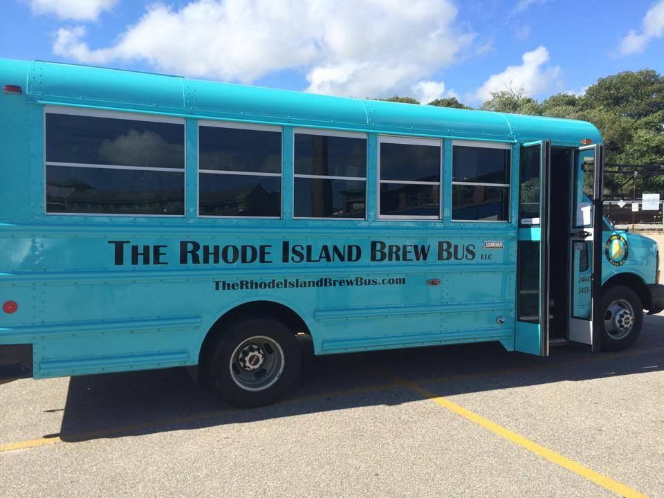 Rhode Island S Beer Bus Is A Perfect Excursion